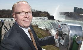 "John Percy: ""Walking around Niagara Falls, I noticed people felt good about the city"""
